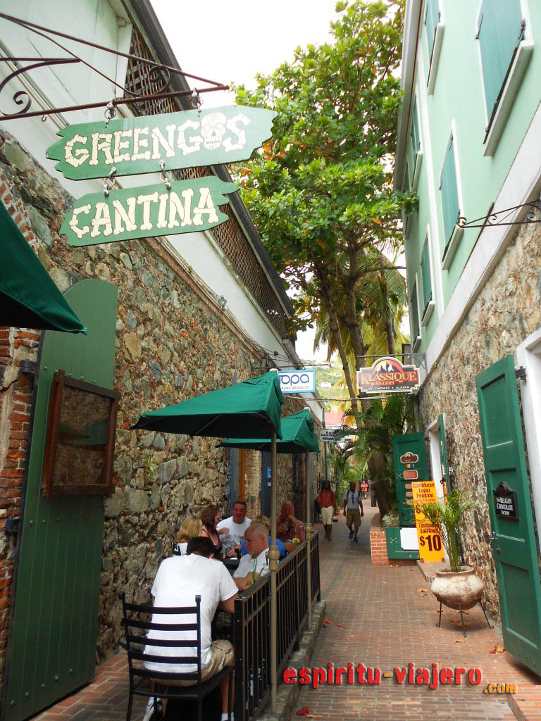 Charlotte Amalie Saint Thomas
