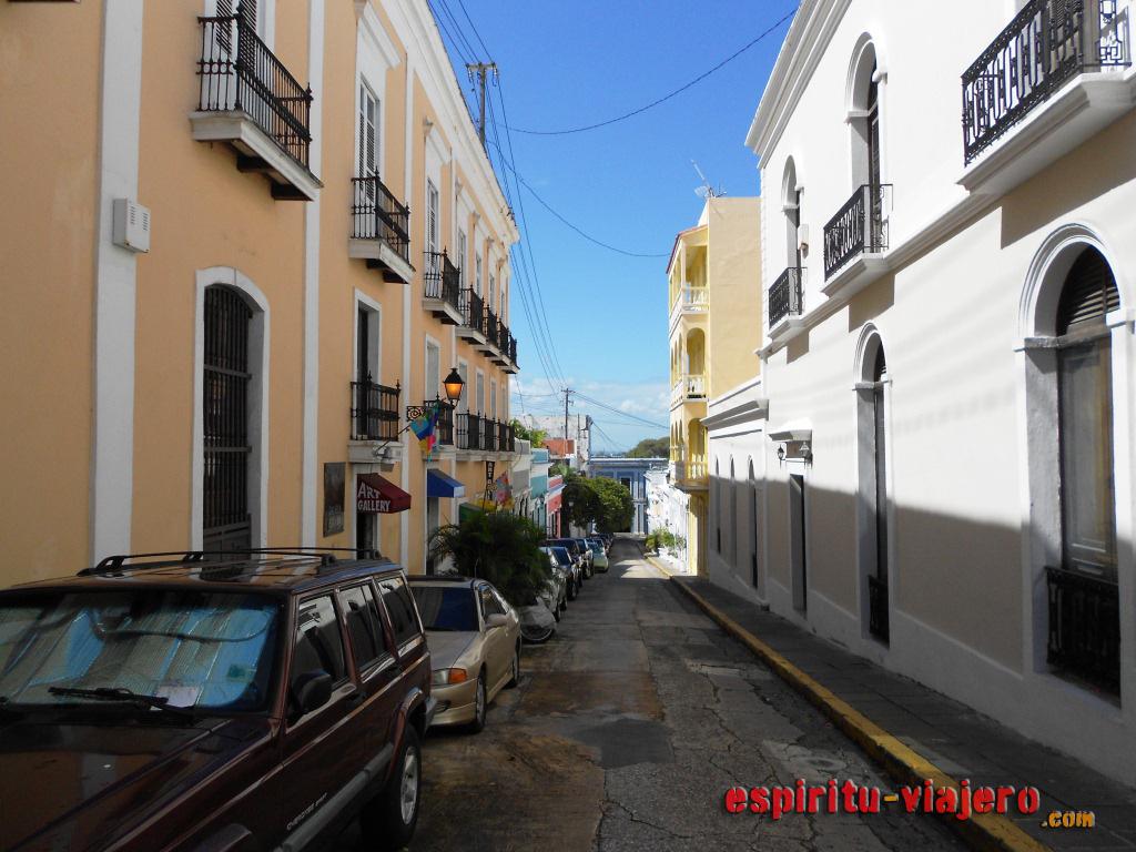 Old San Juan de Puerto Rico