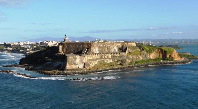Fuerte San Felipe de El Morro Old San Juan de Puerto Rico