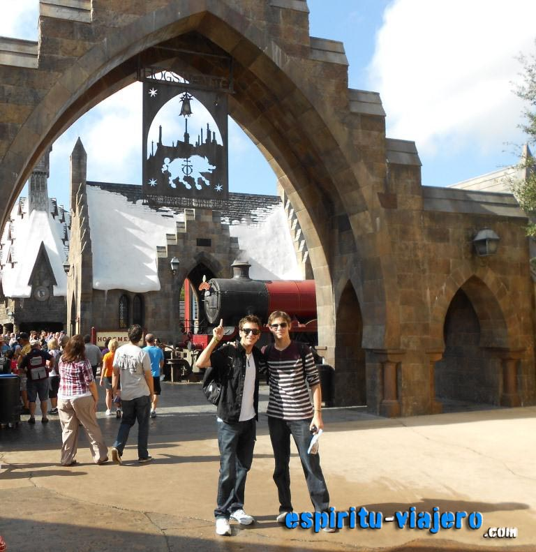Universal Islands of Adventure harry potter