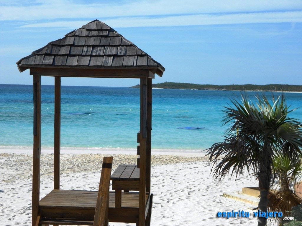 Crucero Carnival Half Moon Cay Bahamas