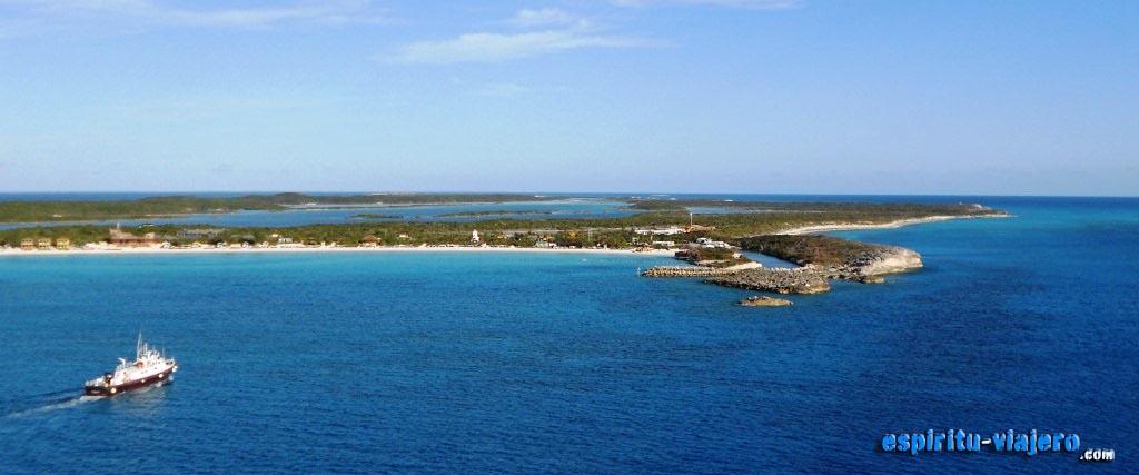 Carnival Half Moon Cay Bahamas
