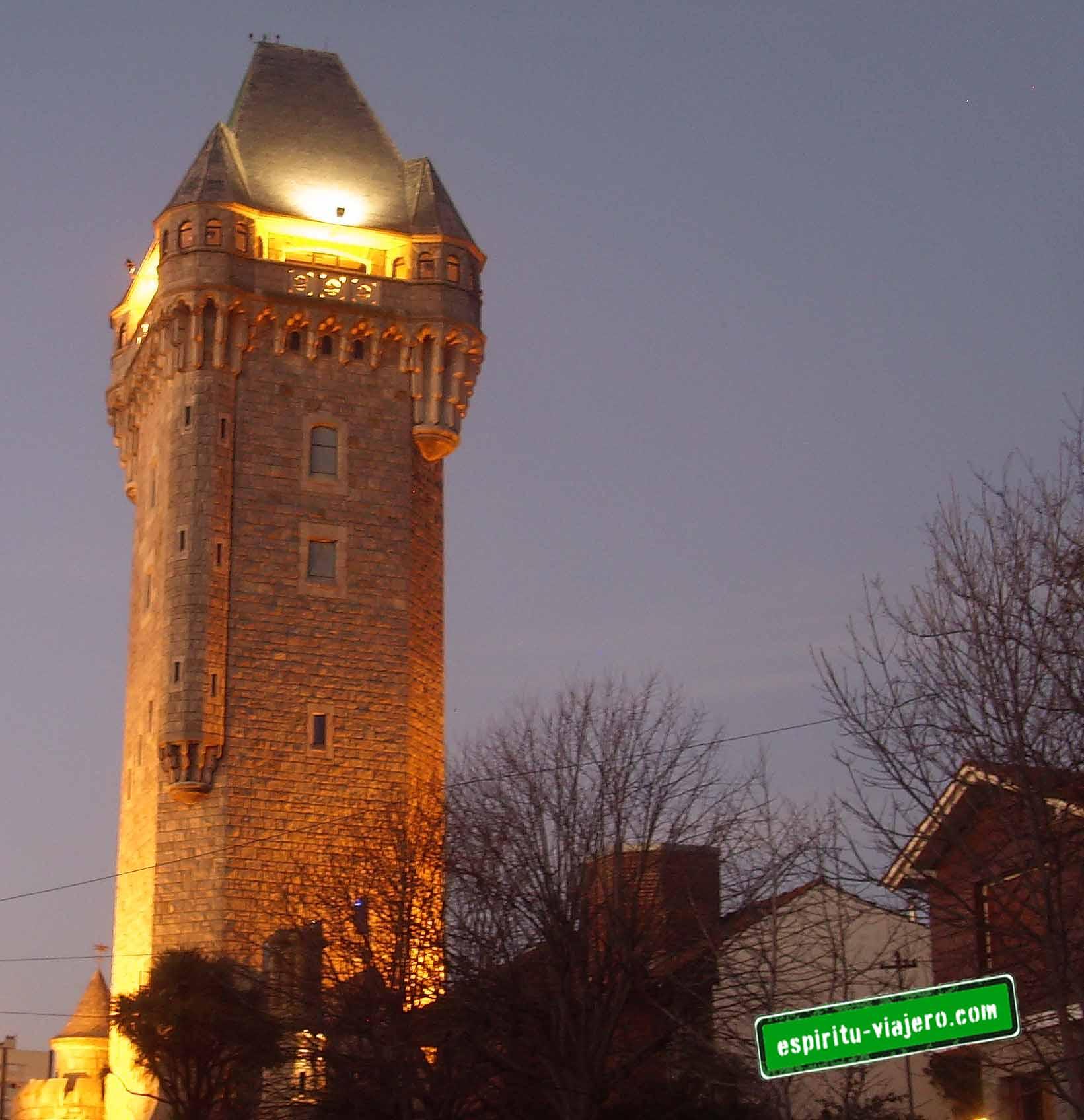 torre de agua mar del plata