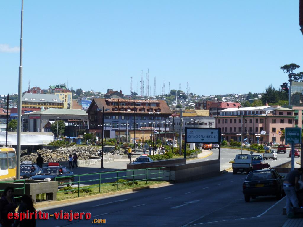 Centro de Puerto Montt Chile