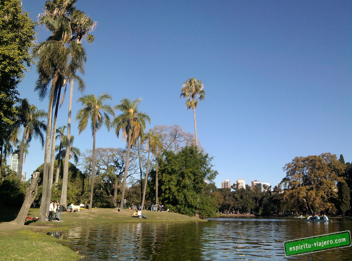 lagos de palermo buenos aires