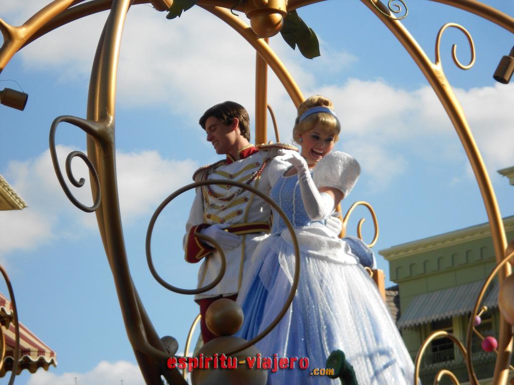 consejos para viajar a disney world magic kingdom
