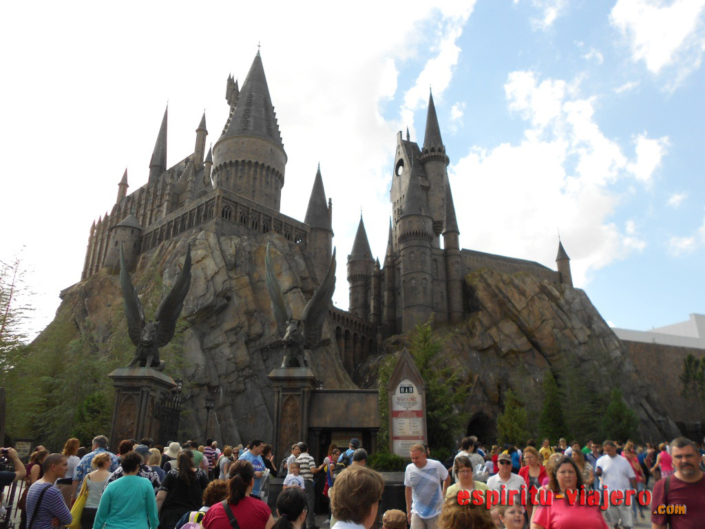 Universal Islands of Adventure hogwarts