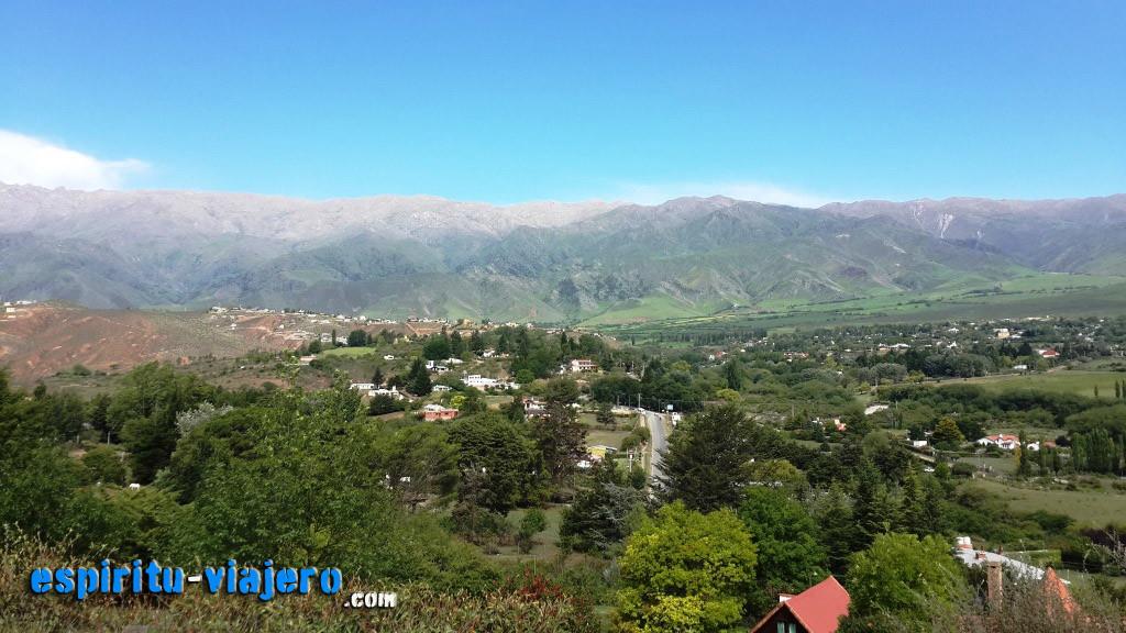 viajar a Tafí del Valle