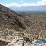 Primer viaje con mochila (Novena parte): El Infiernillo & Ruinas de Quilmes