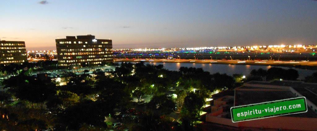 Zona hotelera junto al aeropuerto internacional alojamiento en miami