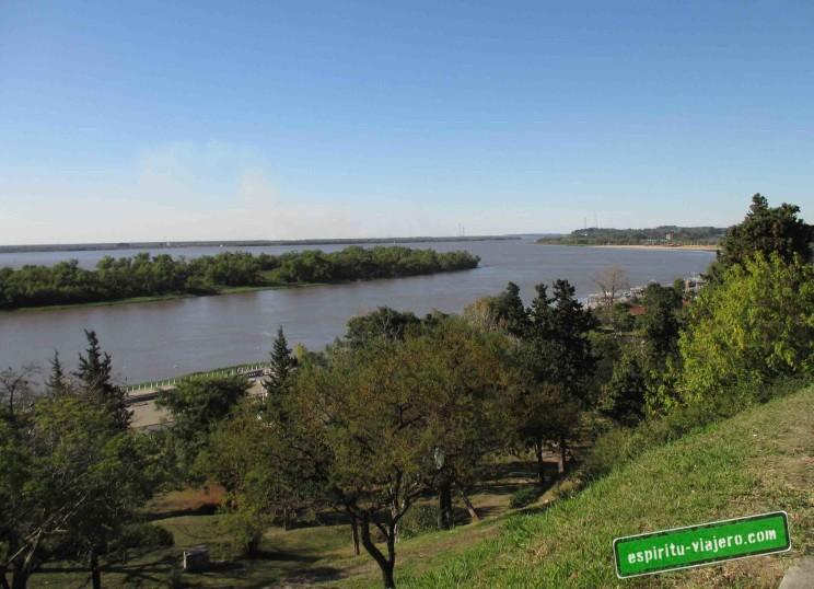 Vistas desde el Parque Urquiza Paraná