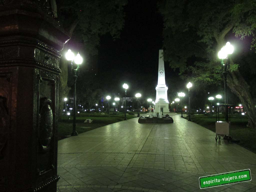 Plaza Ramírez qué hacer en concepción del uruguay