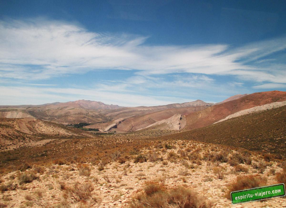Andes Caverna de las Brujas Mendoza