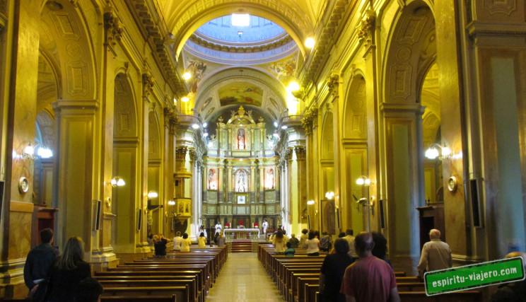 catedral de san luis capital argentina