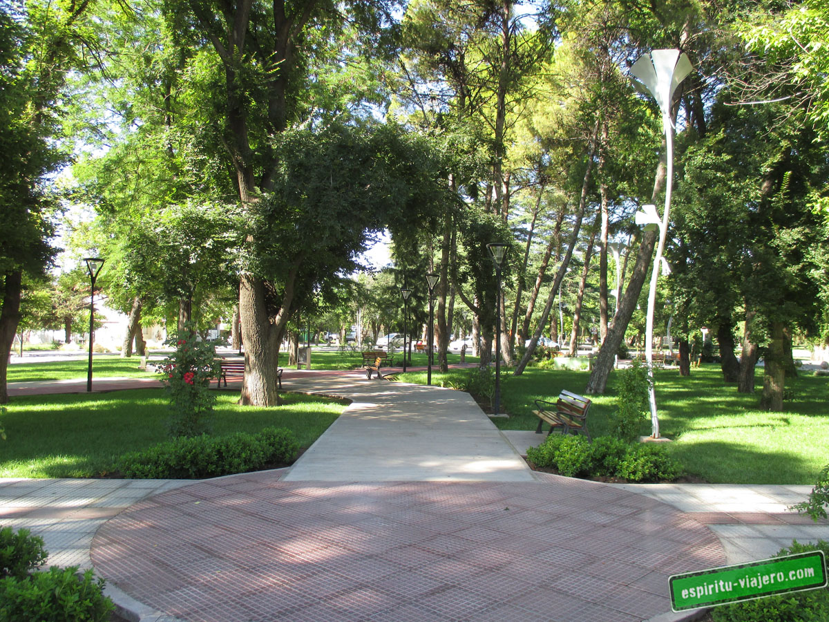 plaza francia san rafael