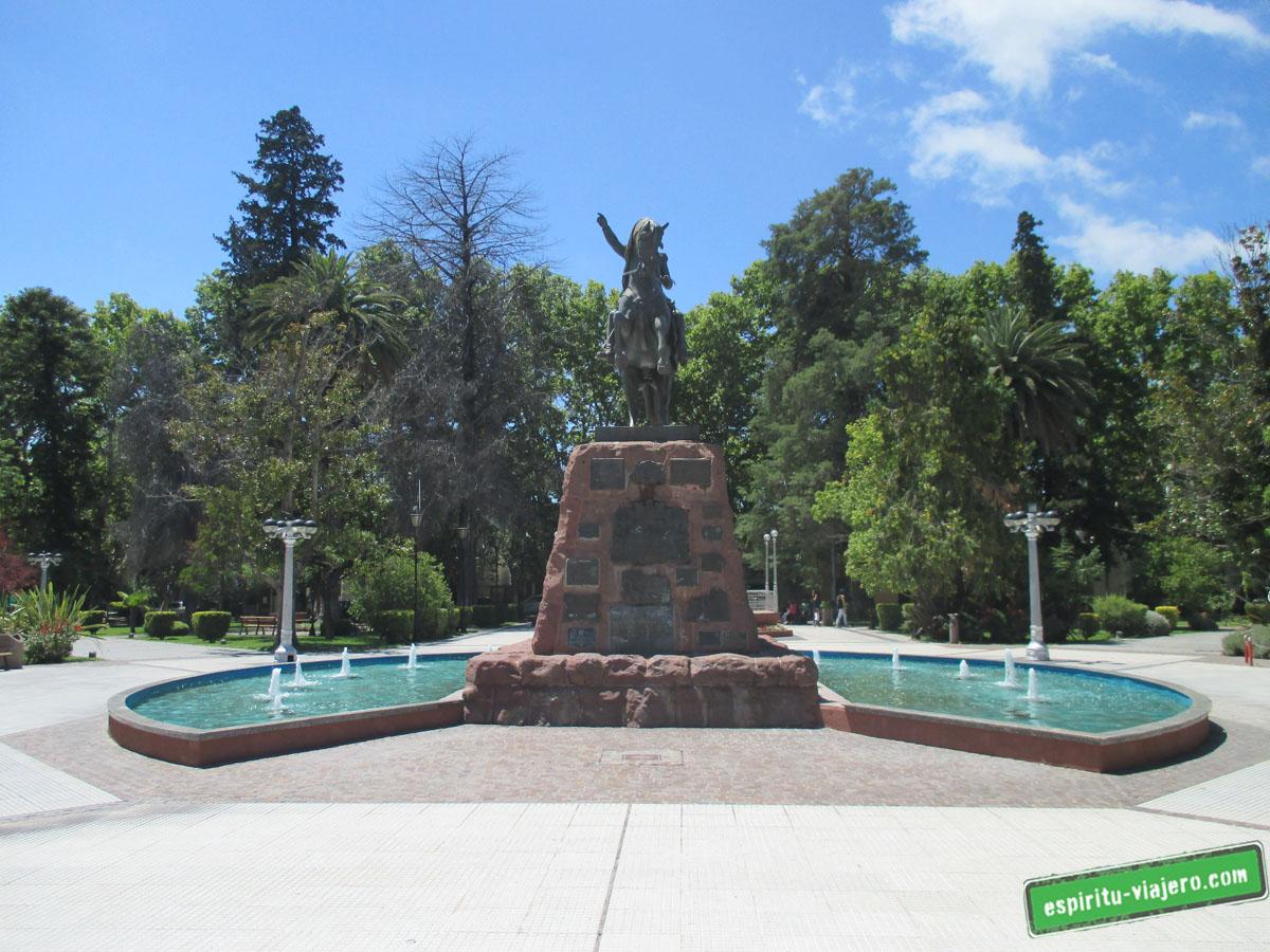 San Rafael Mendoza