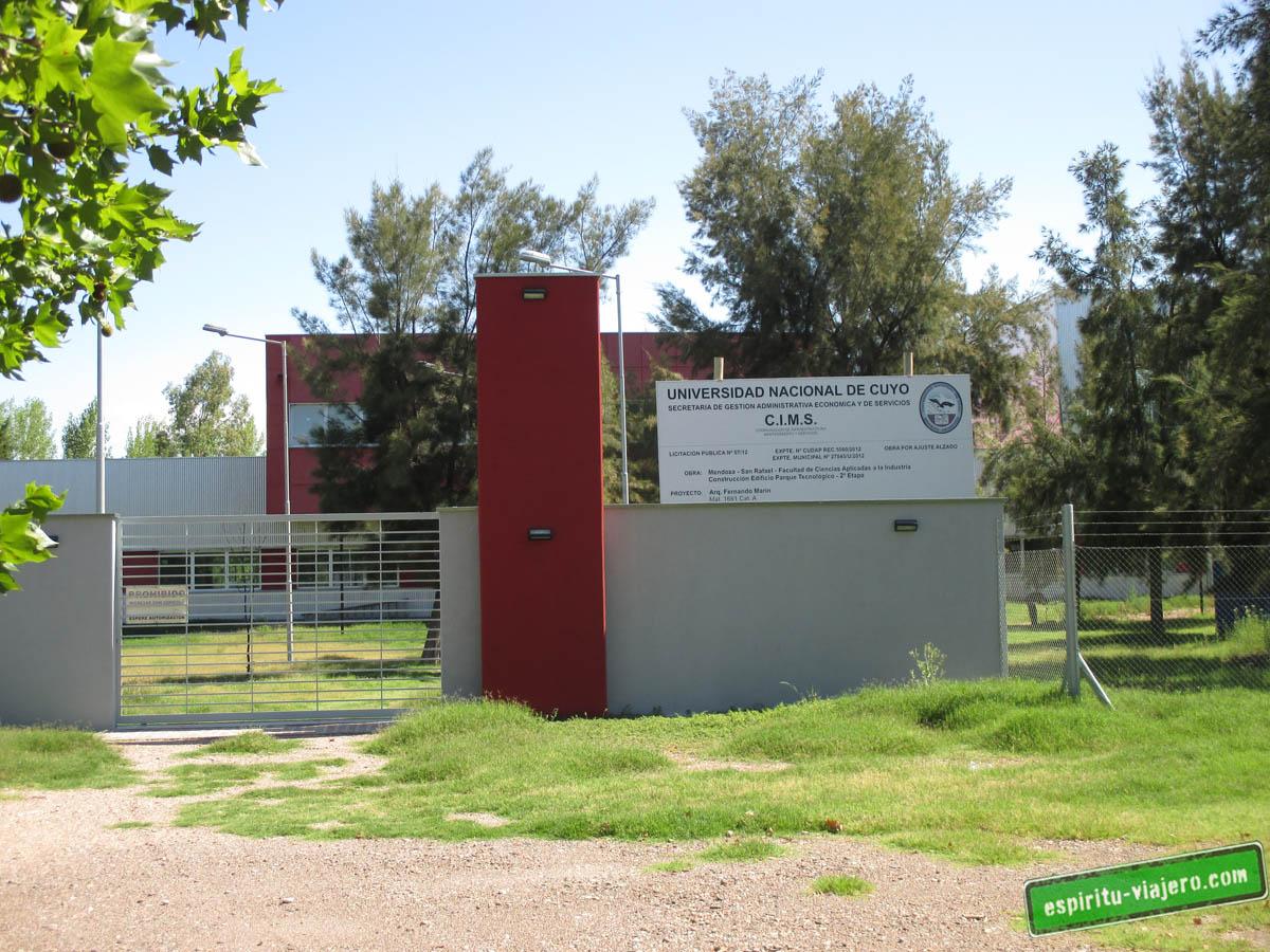 Universidad Nacional de Cuyo San Rafael