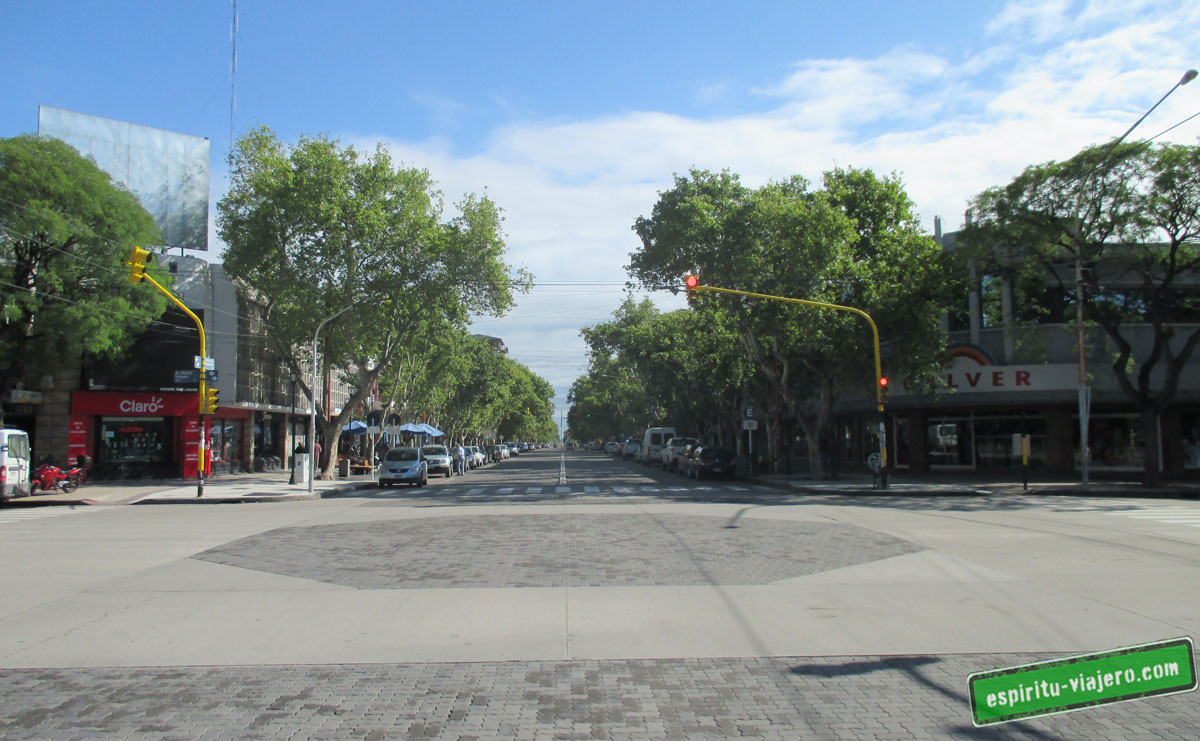 kilometro cero San Rafael Mendoza