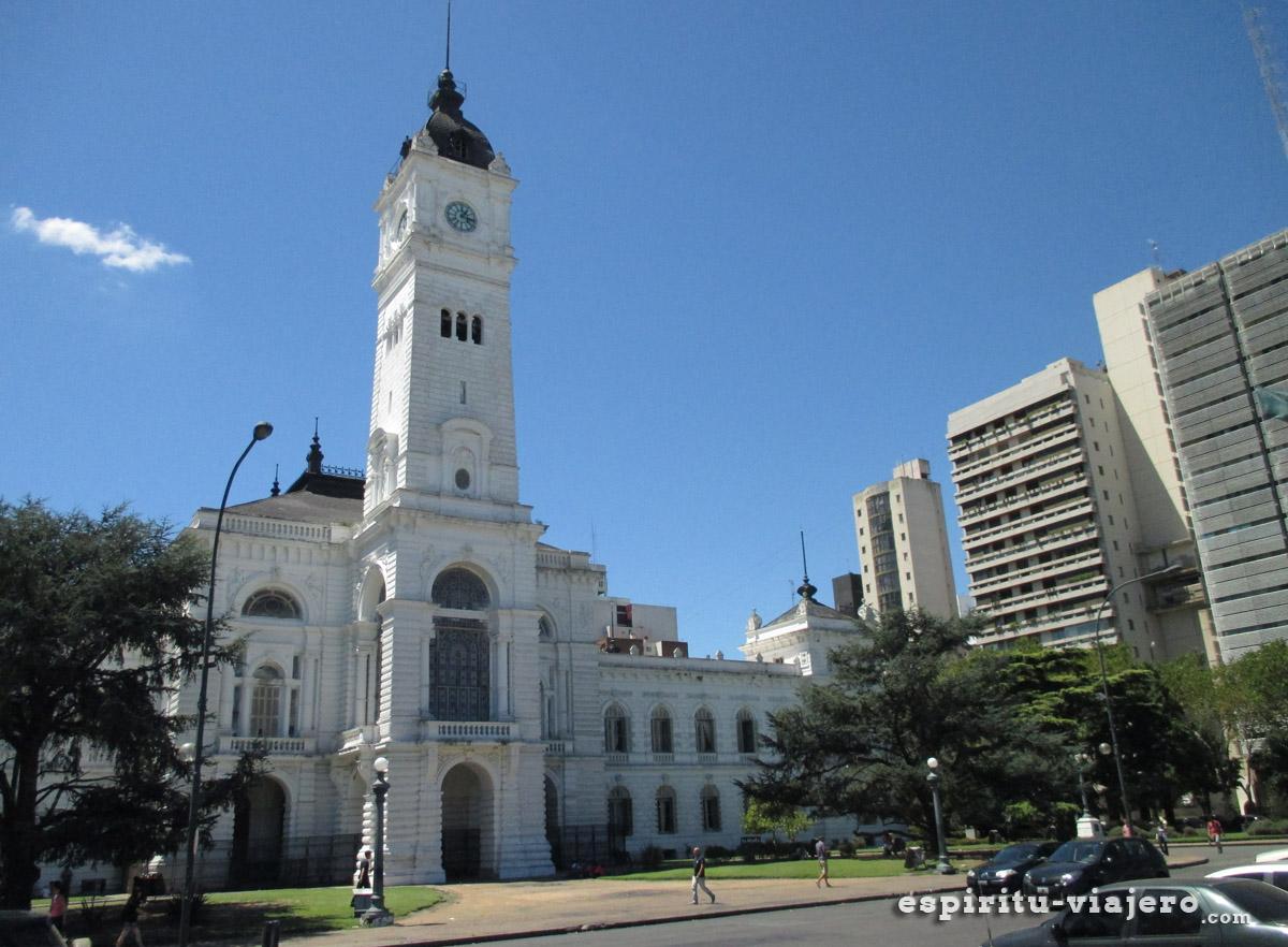 Palacio Municipal La Plata