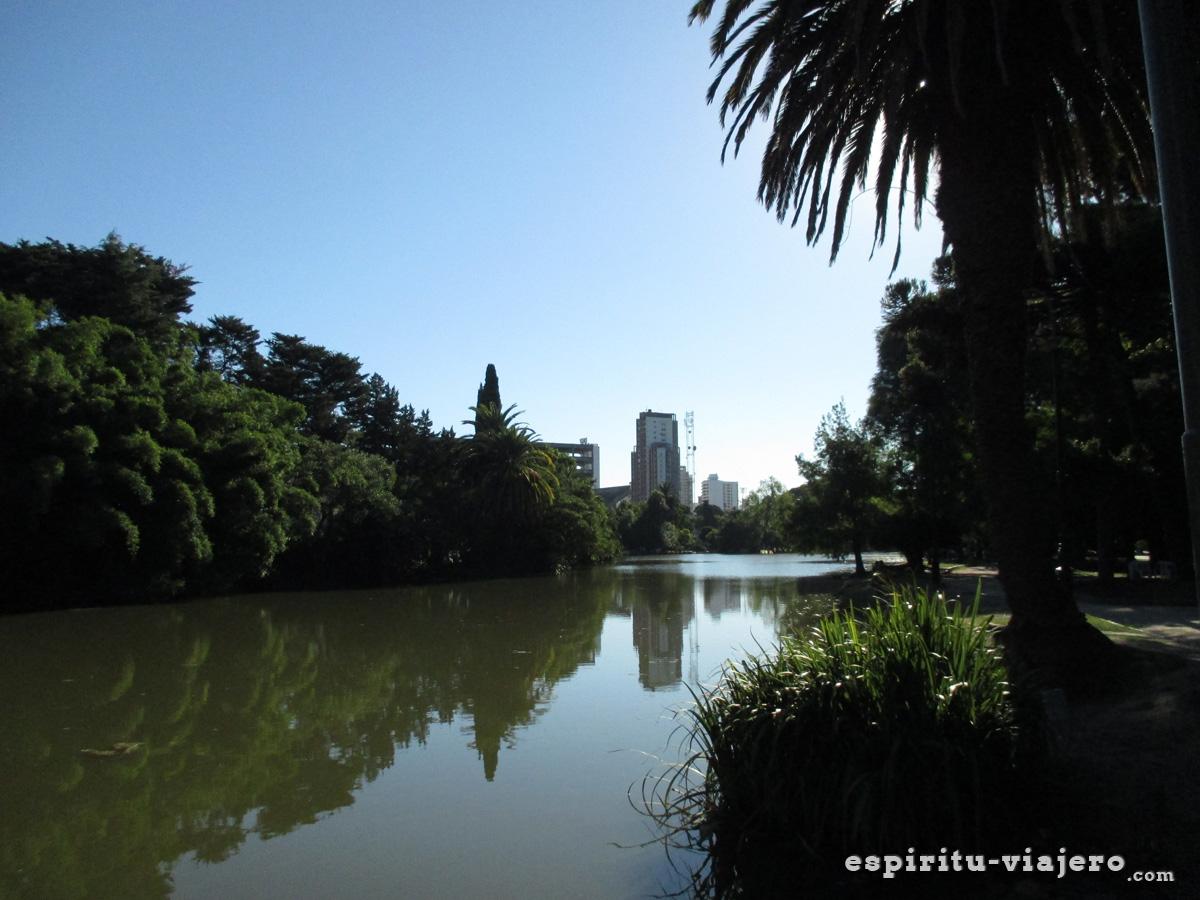 Bosques de La Plata