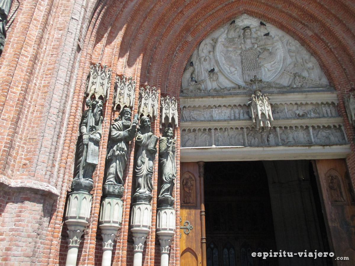 arco catedral de la plata