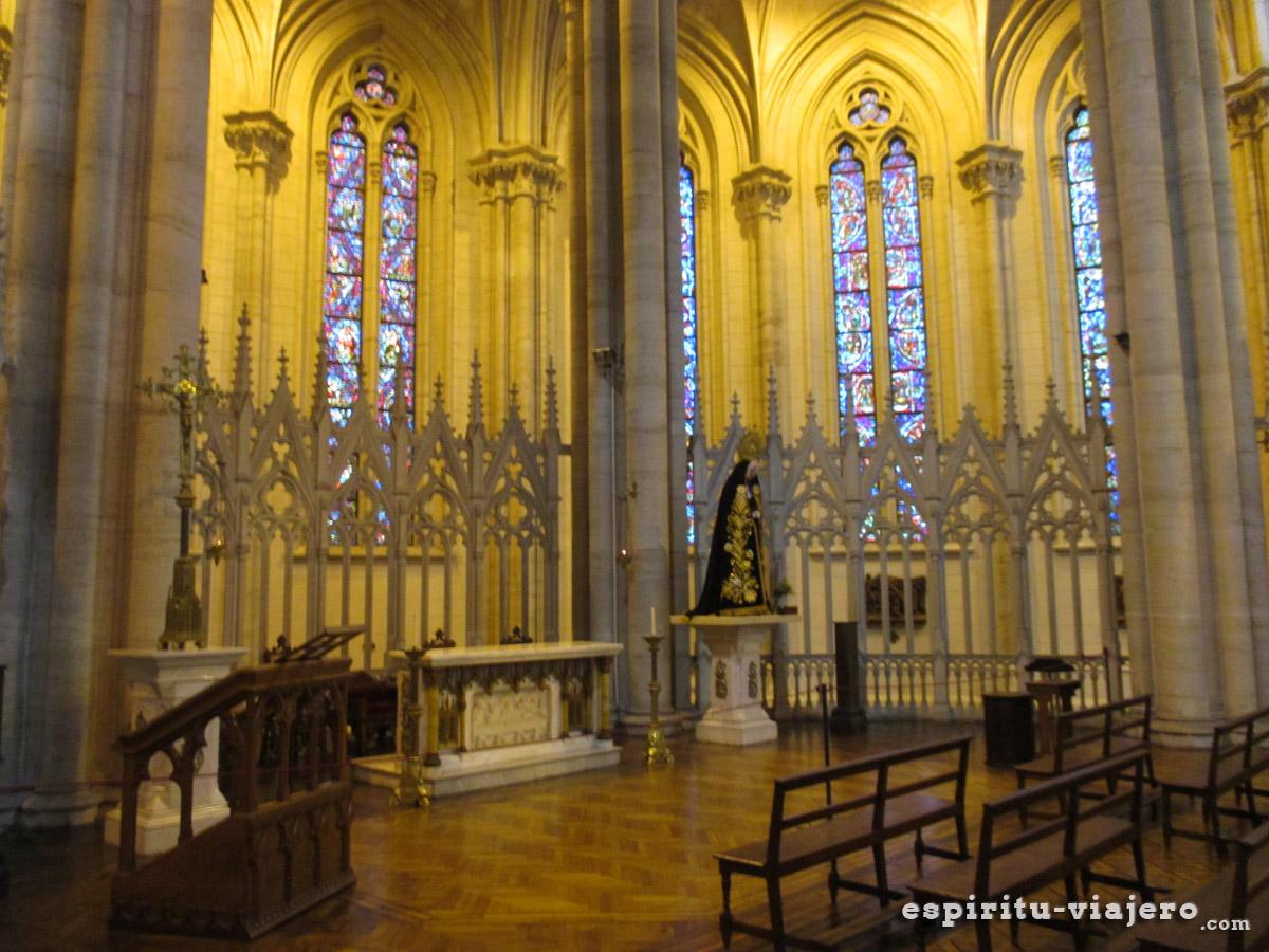 capilla catedral de la plata