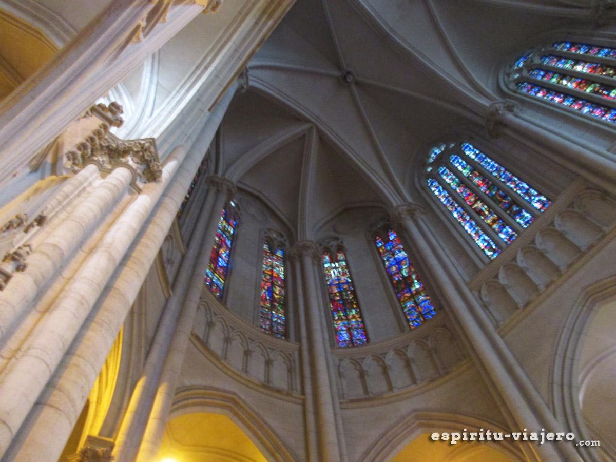 interior catedral de la plata