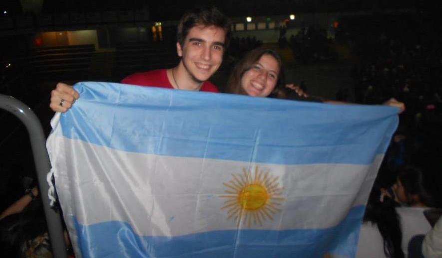 avril lavigne en argentina