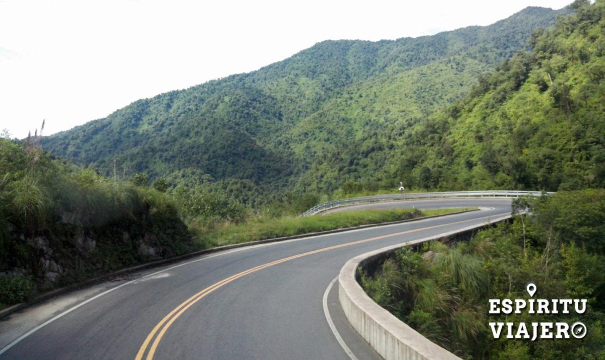 rutas argentinas 307 tucuman rafi del valle