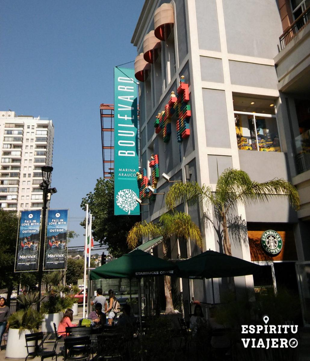 Boulevard Viña del mar