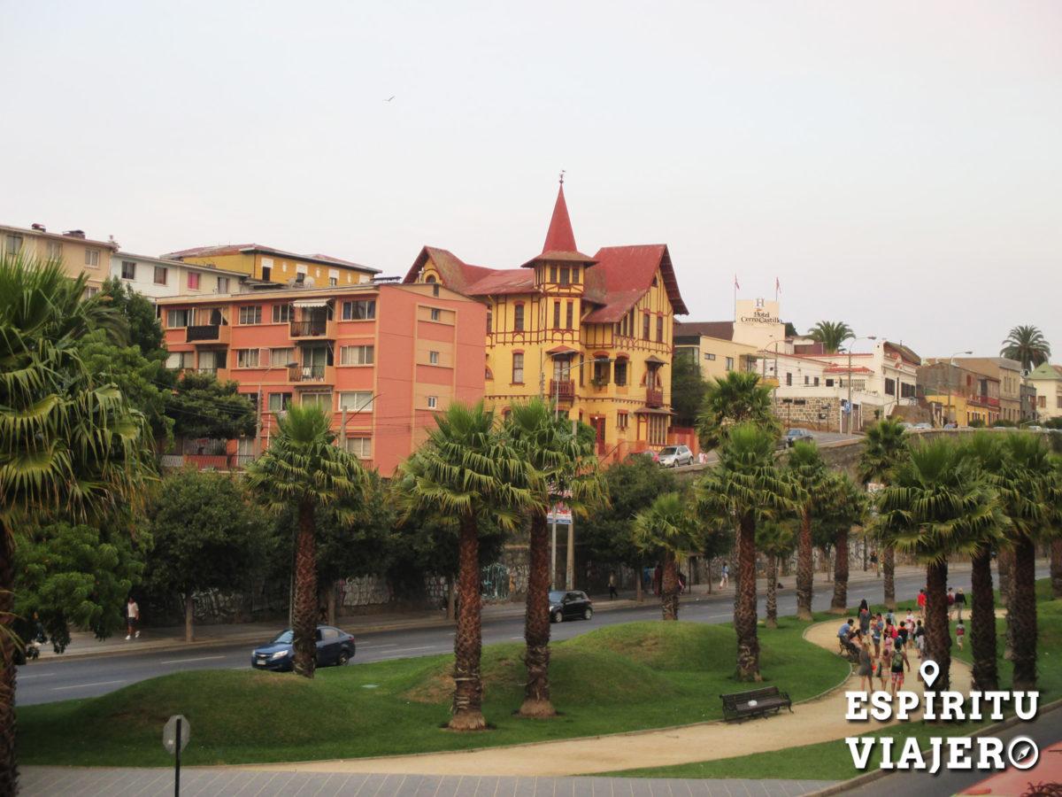 Casas Vi A Del Mar Esp Ritu Viajero