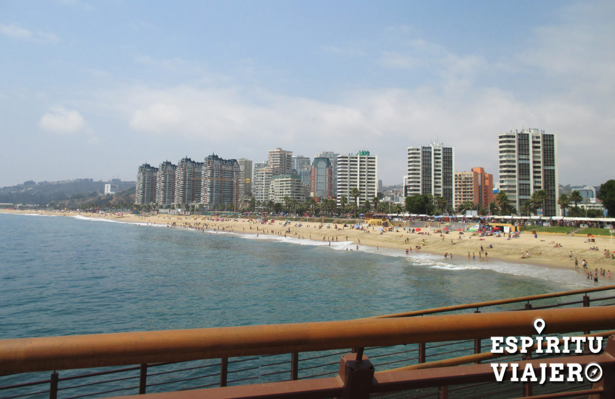 Playas Viña del Mar