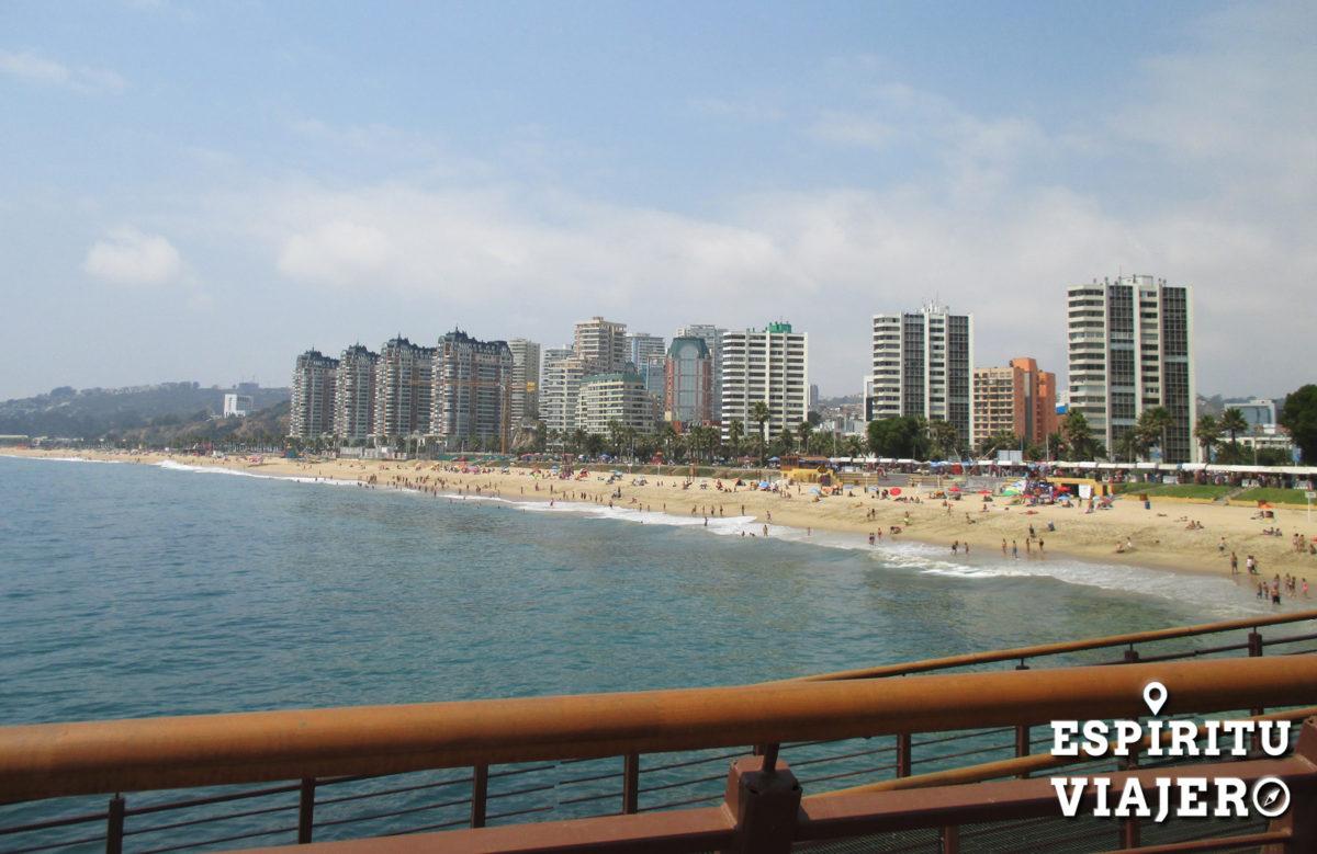 Playas Viña del Mar