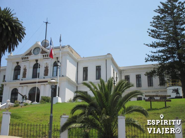 Museo Naval y Marítimo Valparaíso