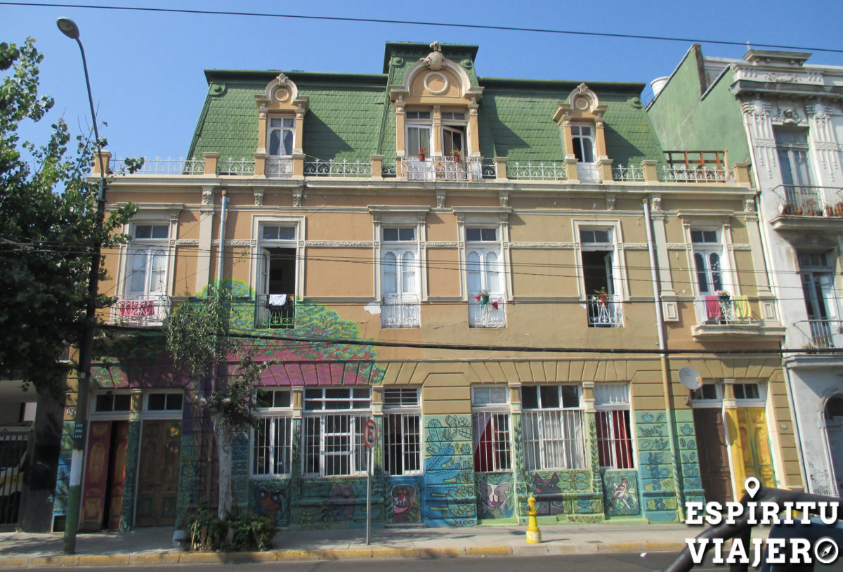 Casa en Valparaiso