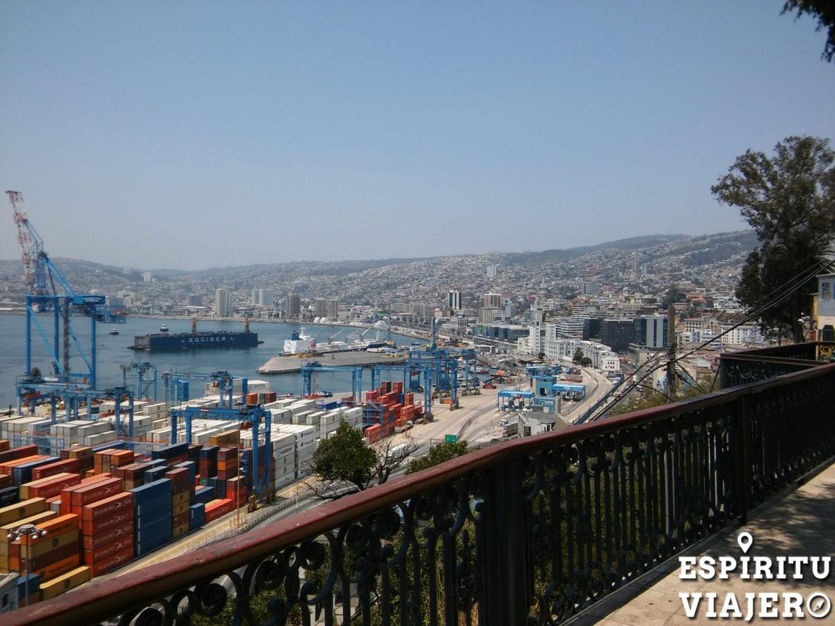 Paseo 21 de Mayo Valparaiso