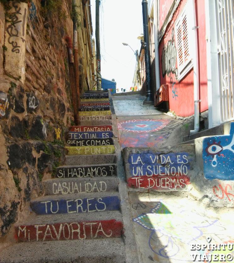 Pasaje Fischer Valparaiso