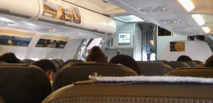 aerolineas low cost sky airline chile