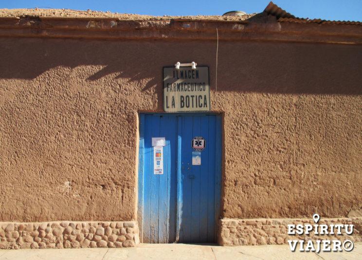 Botica San Pedro de Atacama