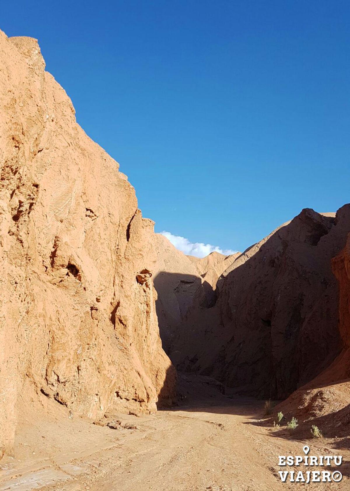 Garganta del diablo San Pedro de Atacama Chile