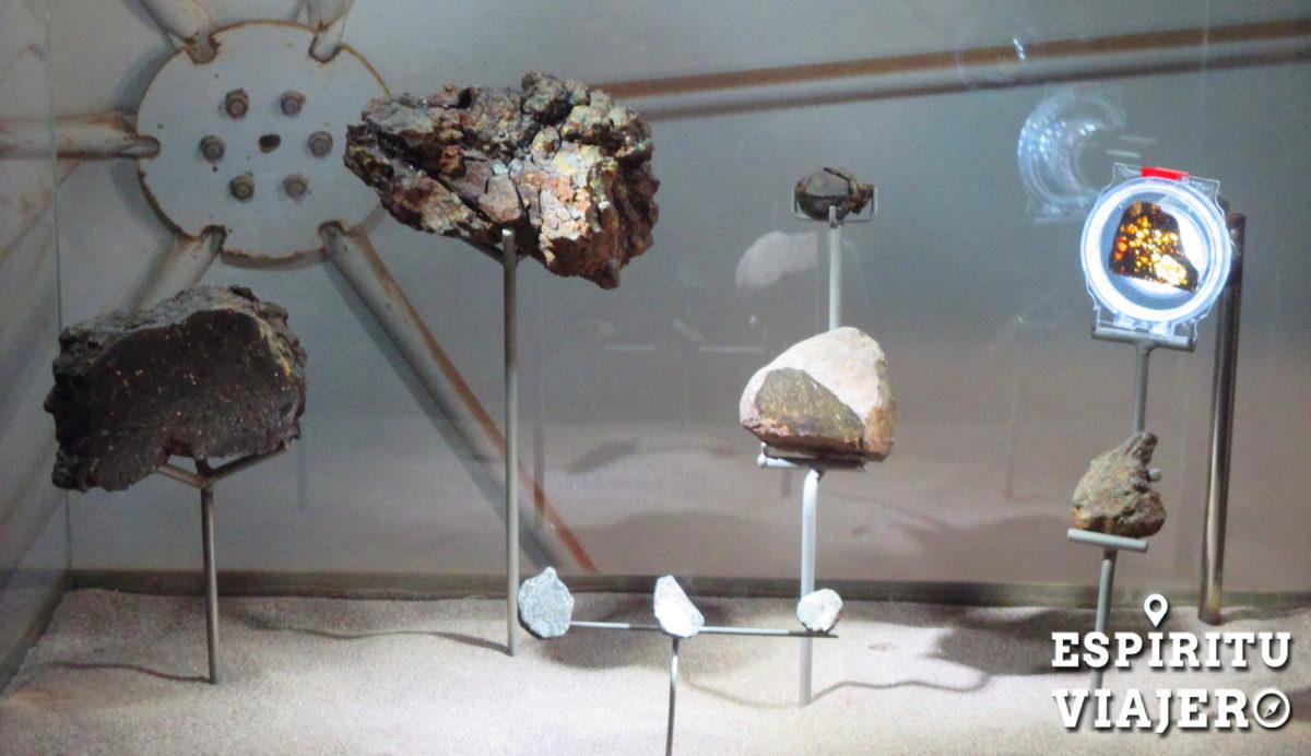 Museo del meteorito San Pedro de Atacama