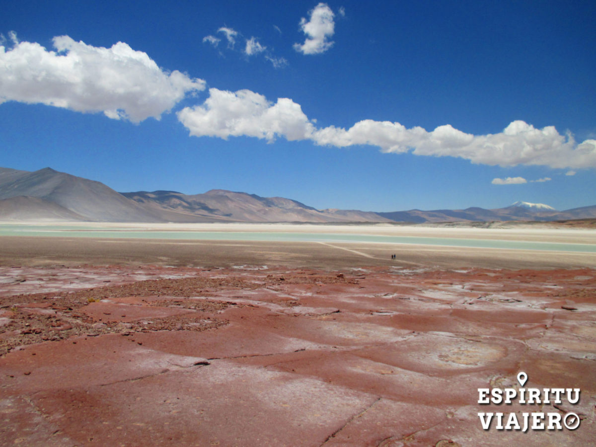 Salar Aguas Calientes Piedras Rojas San Pedro de Atacama