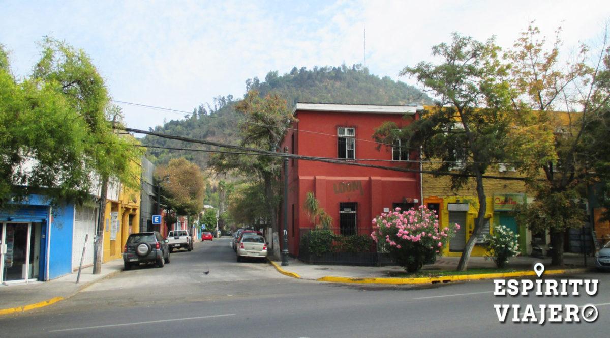 Bellavista Santiago de Chile