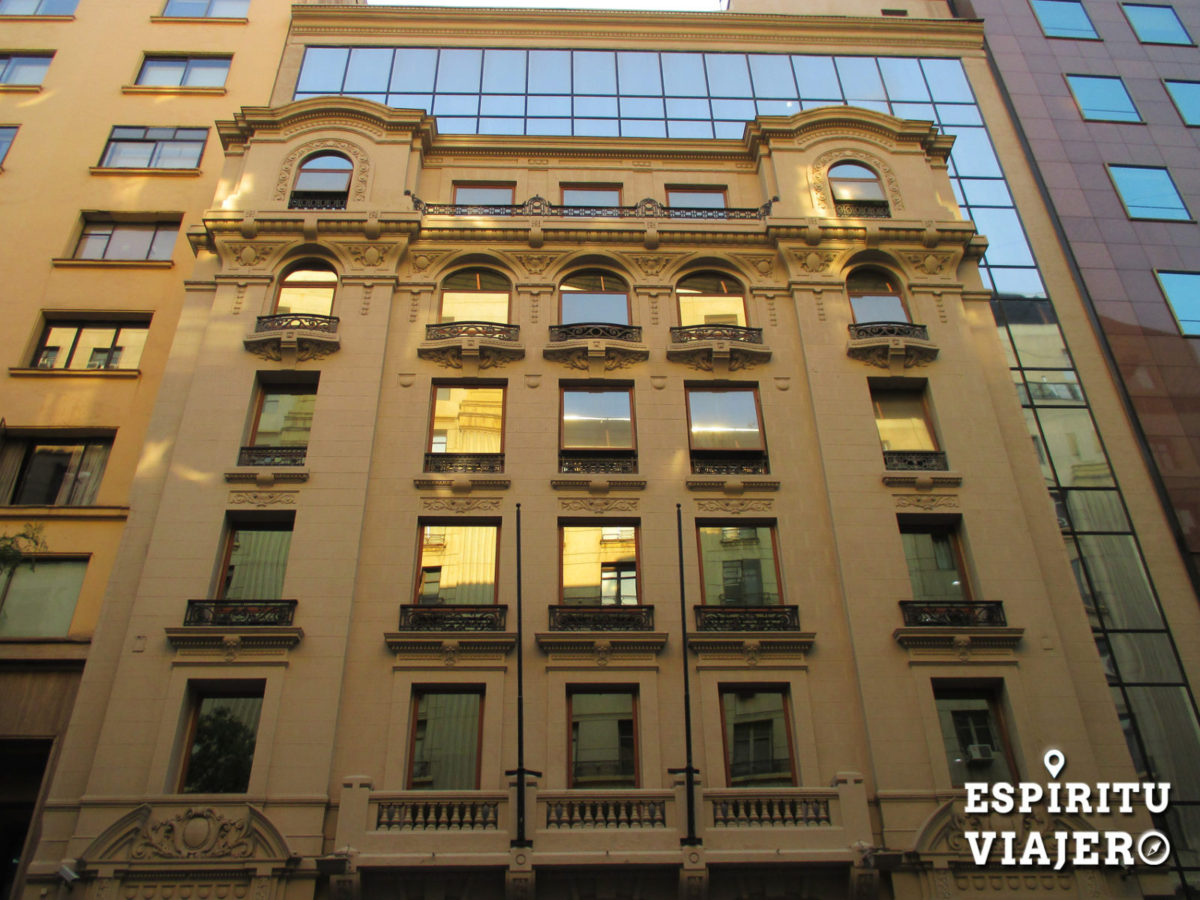 Santiago de Chile arquitectura