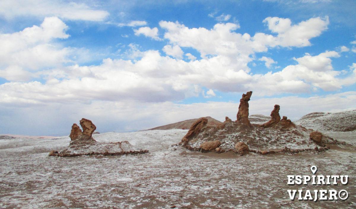 Tres Marias San Pedro de Atacama Valle de la Luna