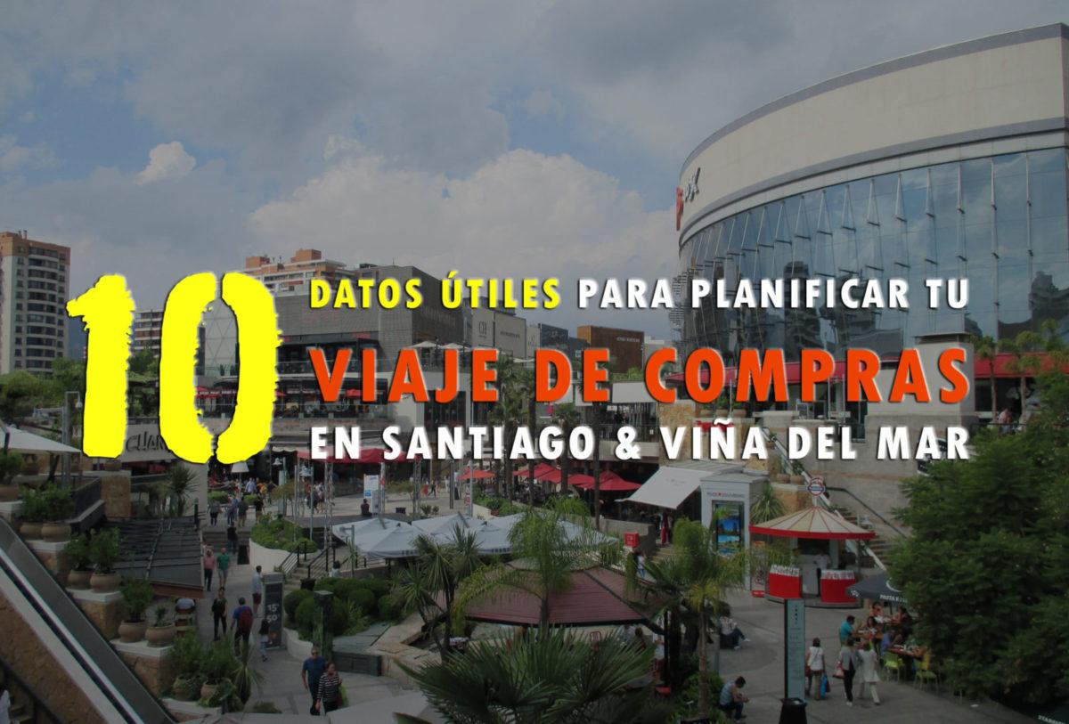 Compras en Chile  10 datos y consejos útiles para planificar tu viaje f554c2f043