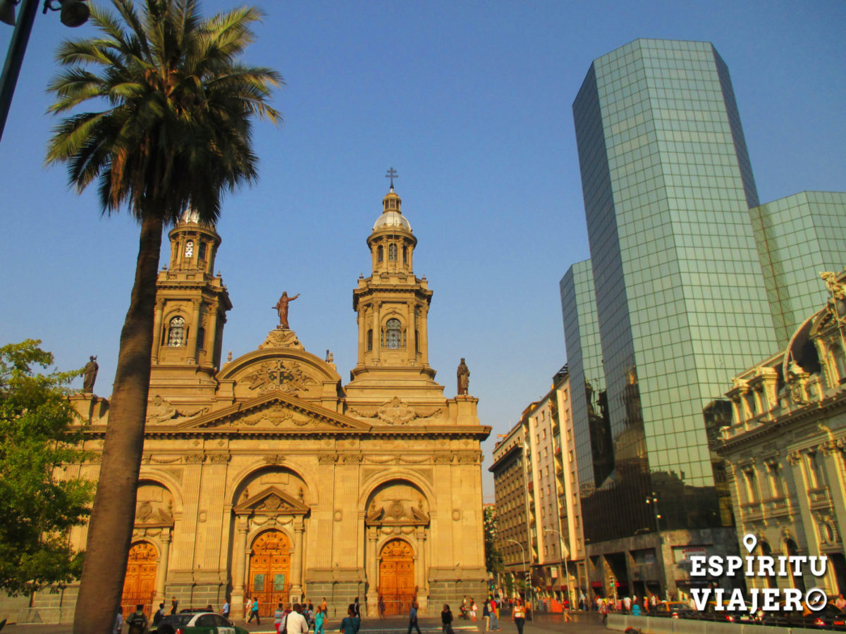 Plaza de Armas de Santiago de Chile