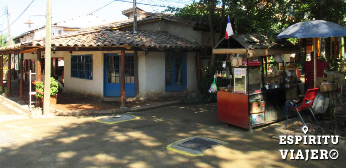 Pueblo Los Dominicos Santiago