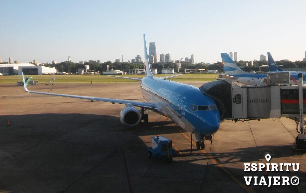 Aeroparque Jorge Newbery Buenos Aires