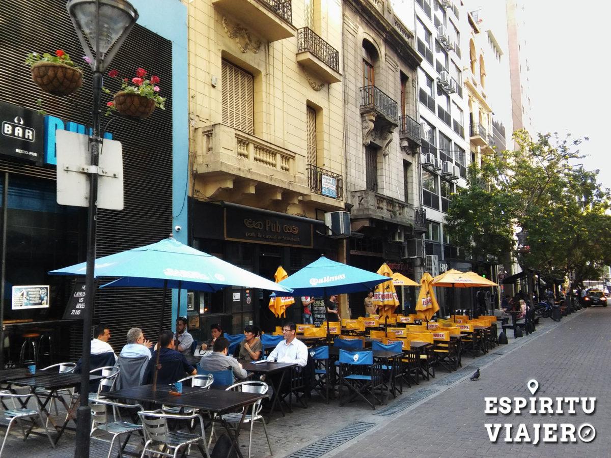 Bares Reconquista Retiro Buenos Aires